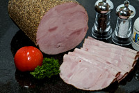 Cooked Peppered Ham